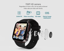 Smart Watch N8 Android 5.1 3G Wireless Charge Watch SIM Card GPS WiFi Bluetooth4.0 Pedometer Camera Video MTK6580 SmartWatch