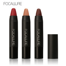 Focallure 19 Colors Matte Lipstick Lip Gloss Travel Set Waterproof Lip Color High Quality Lips Long Lasting Makeup(China)