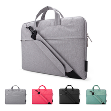 "Business Laptop Case Bag 11"" 12"" 15"" 15.6 Inch Ultra-thin Laptop Sleeve For Apple Macbook Air Pro Lenovo Acer Notebook"