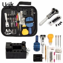 Buy Urijk 144Pcs/Set Hand Tool Sets Watch Repairing Opener Remover Strap Spring Pins Bar Link Screwdriver Smartphone Repair Tool for $19.15 in AliExpress store