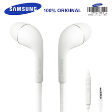 SAMSUNG HS330 Wired 3.5mm In-ear Headsets with Microphone for Samsung Galaxy S8 S8Edge Support Official Test with Retail Package