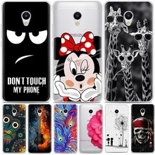 Buy Case Meizu M5S Case 5.2 inch Fashion Colorful Silicon TPU Soft Protective Back Cover Meizu m5S 5s Cover Fundas for $1.99 in AliExpress store