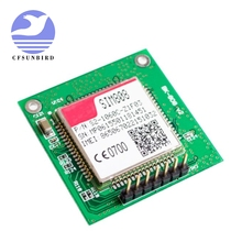 10PCS/LOT GSM GPS SIM808 Breakout Board,SIM808 core board,2 in 1 Quad-band GSMGPRS Module Integrated GPSBluetooth Module(China)