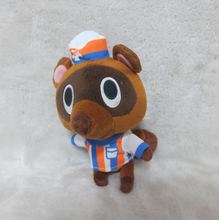 Animal Crossing New Leaf Doll Timmy Convenience Store Clerk 15cm Plush(China)