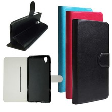 cunzhi (Gift Screen Protector Film ) FOR Bluboo Maya Case, Soft TPU Shell Inner + PU Leather Flip Back Cover For Bluboo Maya
