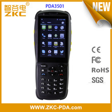 Industrial IP65 Grade Hand held Computer With Barcode Scanner Android OS(China)