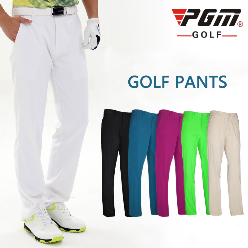 golf clubs Golf clothing mens pants golf trousers for men quick dry golf summer thin clothes plus size XXS-XXXL apparel 2016<br>