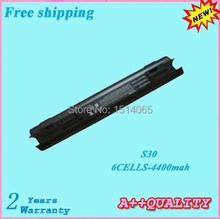 11.1V 4400mah S30 S20 Netbook battery N450 N270 PC230 M3S1P 3E03 E260 D425 3E01 3E05 3E02 laptop battery