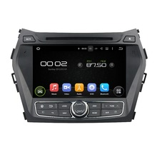 "8"" Android Car DVD Player with TV/BT GPS WIFI,Car PC/multimedia headunit Audio/Radio/Stereo for Hyundai IX45/SANTA FE 2013-2014(China)"