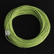 DOUBLE TAPER FLOATING Fly Fishing Line 100FT green Fly line Fish Line