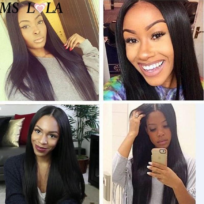 Cheap Italian Yaki African American Wig Front Lace Wig&amp;Full Lace Wig Brazilian Virgin Human Hair Wigs for African American Women<br><br>Aliexpress
