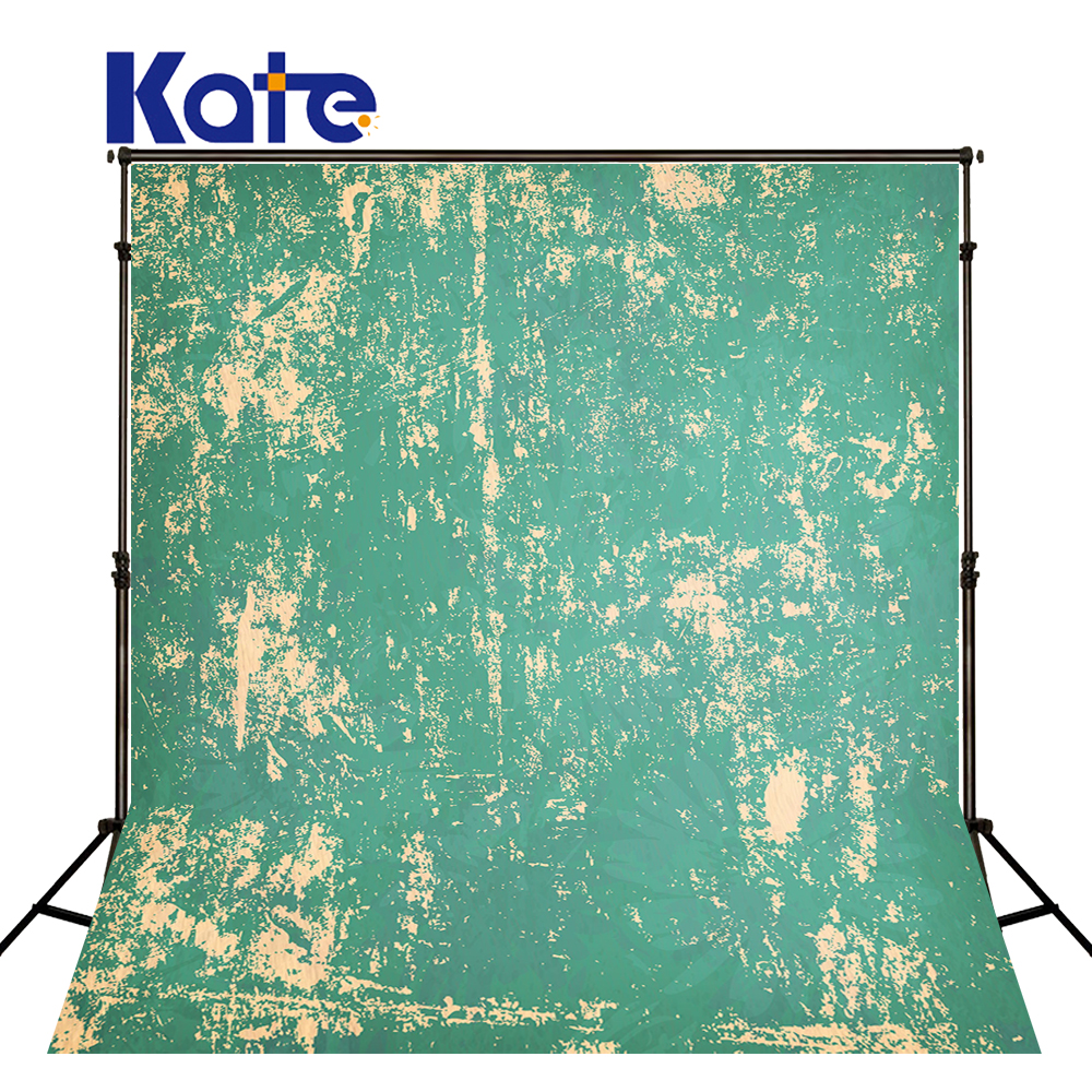 Kate Background Photography Foto Simple Green Wall Cracks Kate Wedding Photo Backdrops<br>