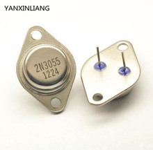 10pcs 2N3055 NPN AF Amp Audio Power Transistor(China)