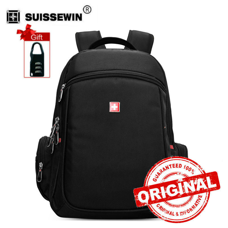 Swisswin Limited Edition Cute Womens Daily Backpack Small Casual Backpack Bag For Teenage Girls Black Backbag sac a dos SW1007<br>