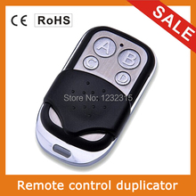 Best selling Wireless Universal Fixed Code RF Remote Control duplicator 433mhz with free shipping