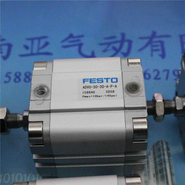 ADVU-50-30-A-P-A FESTO Thin type cylinder air cylinder pneumatic component air tools<br><br>Aliexpress