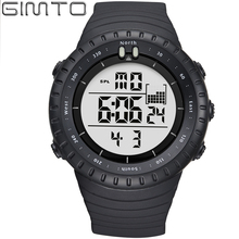 2017 New Brand Men Sport Watches G Casual Army Military Wristwatch digital Display Watch Shock proof Clock relogio masculino(China)