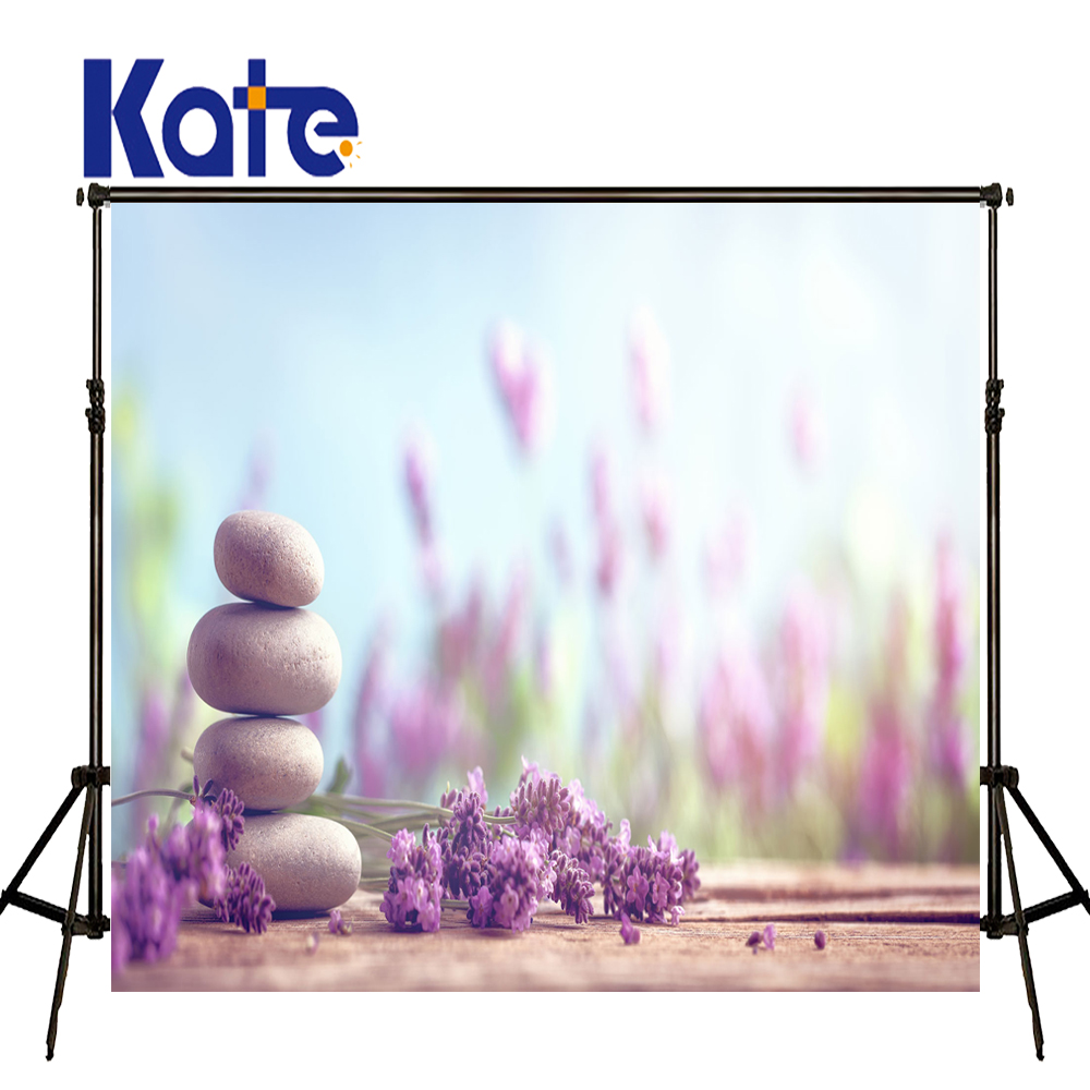 KATE Photo Background Newborn Photography Background Stone Wall Photography Background Wedding Purple Backdrop for Photo Studio<br>