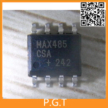 10pcs/lot MAX485CSA MAX485 SOP8 RS - 485 / RS - 422 transceiver IC