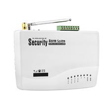 Wireless GSM Alarm System For Home security System Tri-band 900/1800/1900MHz Dual Antenna with Russian Manual