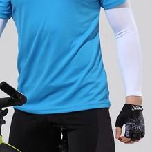 1 Pair Spandex Cuff Outdoor Riding Sunscreen Anti-fouling Sleeves Arm Protectors Sports Sleevessun-resistant  Ice Sleeves