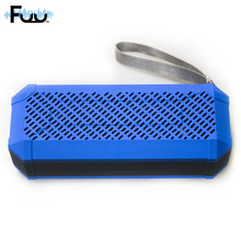 FUU Colored Lights Hot Sale Bluetooth Speaker Subwoofer Small Stereo Radio Card Usb Mobile Computer Subwoofer 5 Colors To Choose(China)