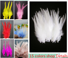 New! Free Shipping Sale 20 pc 4-6inches/10-15cm  beautiful white natural pheasant feathers , Diy jewelry decoration