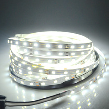 DC12V led strip light 5630 5730SMD 5M 60leds/M flexible Fita string Ribbon Led tape Bar Neon light indoor decoartion Warm/White