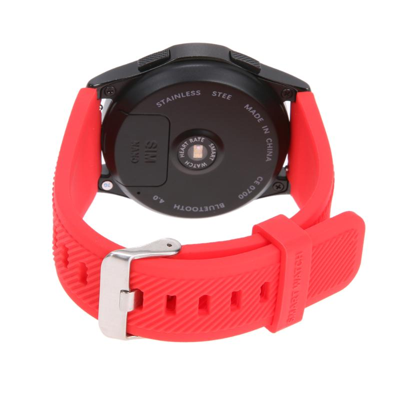 G8 Blood Pressure Smart Watch Heart Rate Monitor IP67 Wristband Fitness Tracker Bracelet GPS Smart Band For IOS Android