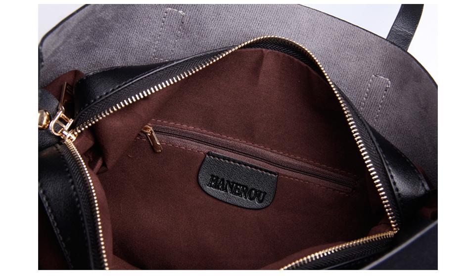 18 New Fashion Woman Shoulder Bags Famous Brand Luxury Handbags Women Bags Designer High Quality PU Totes Women Mujer Bolsas 11