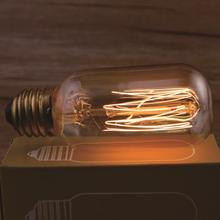 Buy Vintage Edison bulb E27 incandescent bulb T45 40W 220V decorative filament bulb Retro Edison Light Pendant Lamp for $4.90 in AliExpress store