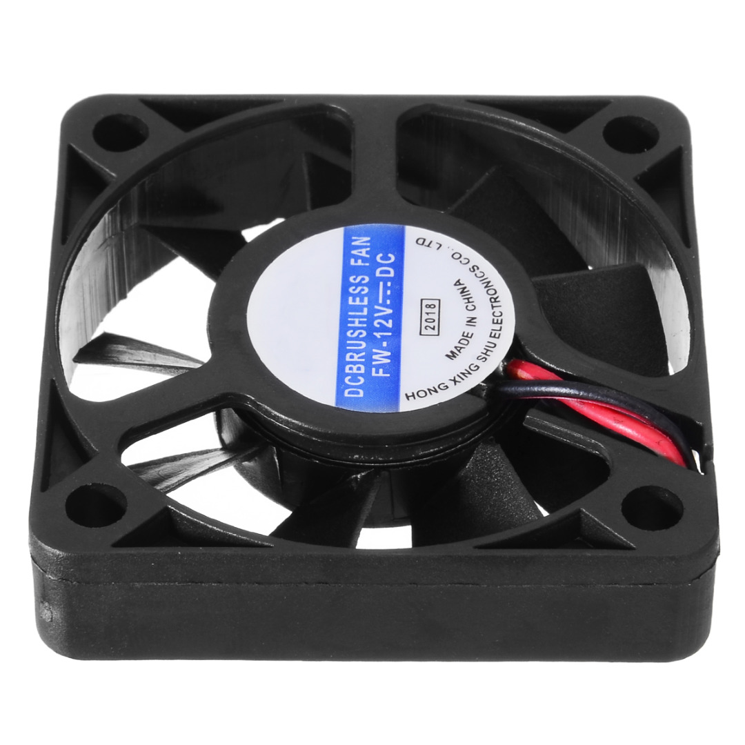 Graphics Card Cooling Fan 5010s 50x50x10mm 12V 0.1A With Radiator Board USA
