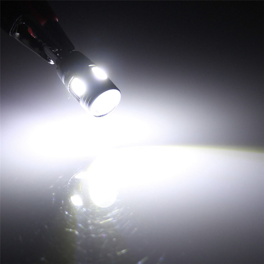 Dependable car styling 10PC HID White T10 W5W 5630 6-SMD Car Auto LED Light Bulb Lamp My18<br><br>Aliexpress