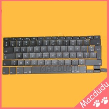 "AC06 Full Set Keyboard Replacement Keys for 13"" Macbook Air A1369 A1466 2011-2015 French Layout *Verified Supplier*(China)"