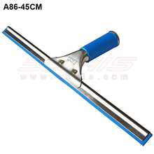 "10"" 14"" 18"" Household Car Squeegee Window Cleaner Brush Shower Bathroom Mirror Glass Wiper Scraper tools 45cm A86-45"