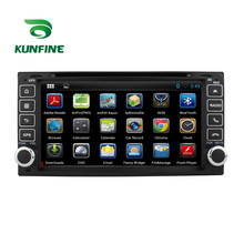 Quad Core 800*480 Android 5.1 Car DVD GPS Navigation Player Car Stereo for Toyota Camry 2006-2010 Bluetooth Wifi/3G(China)