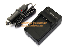 10Sets K7001 KLIC-7001 Battery Charger & DC Car Adapter for Kodak Cameras EasyShare LS-755 LS755 ZOOM M590 & SLICE Touchscreen(China)