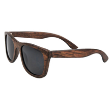 2017 Men Women Cool Wooden Sunglasses Fashion Polarized Sunglasses For Free Shipping(China)