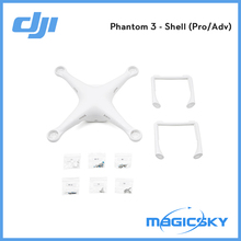 DJI Shell Body for Phantom 4 / Phantom 3 Professional Advanced Original FPV RC Camera Drones Aircrafts Quadcopters Helicopters