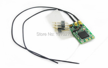 Frsky 16CH mini XM+ XM PLUS receiver for indoor FPV small quadcopter PWM SBUS