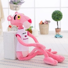 Big High quality NICI Pink Panther Plush Toys Plush Toy Original Dolls Children Christmas Birthday Presents 1pcs(China)