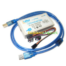 USB Download Cable Jtag SPI Programmer for LATTICE FPGA CPLD Good Quality Free Shipping