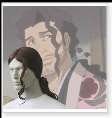 Death Kyoraku Shunsui Cosplay Wig<br><br>Aliexpress
