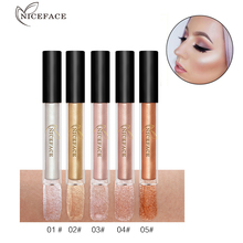 Brand Liquid Highlighter for Face Brightener Concealer Cream Primer Makeup Face Glow Bronzer Highlighter Stick Base Cosmetics(China)