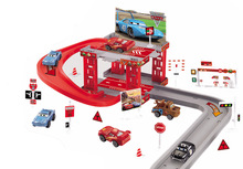 no retail box  cars pixar cars parking Model toys