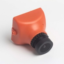 HS1177 FPV Camera   Sony CCD 600TVL OSD 2.1 2.5 2.8 3.6mm Lens Orange Super PAL/NTSC Cameras For FPV Racing Drone