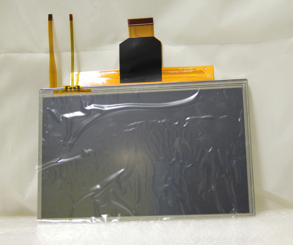 Original  7 inch LMS700KF21 display with a thin mouth touch MID tablet LCD screen<br>