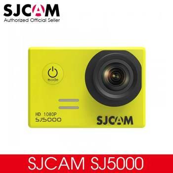 D'origine SJ5000 SJCAM Action Caméra Étanche Caméra 1080 P Full HD Novatek 96655 Caméra Sous-Marine Sport DV Multy-couleur