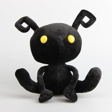 "Anime Kingdom Hearts Shadow Heartless Ant 11"" 28 cm Plush Doll Stuffed Soft Toy Children Gift"