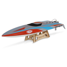 Clearance RC Boat 1111 Rocket 2.4G Racing 2958 Brushless 70A ESC Electric Water Cooling Speedboat Fibre Glass RC Boat(China)